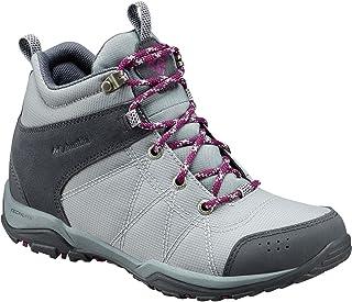 コロンビア シューズ ブーツ&レインブーツ Fire Venture Mid Textile Hiking Boot Earl Grey/ [並行輸入品]