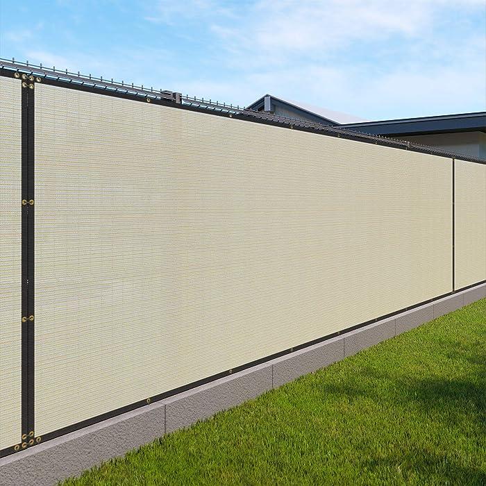 The Best Garden Fence White 5′ Tall