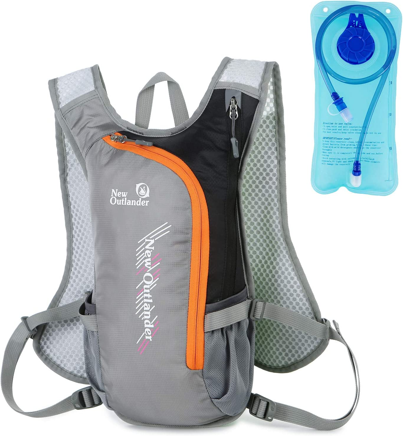 Complete Free Shipping Beacon Pet Hydration Backpack with Bladd Bladder 2L Indianapolis Mall Water