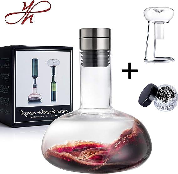 YouYah Wine Decanter Set
