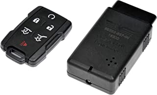 Dorman 99353 Keyless Entry Transmitter for Select Chevrolet Models, Black (OE FIX)