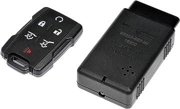 $72 » Dorman 99353 Keyless Entry Transmitter for Select Chevrolet Models, Black (OE FIX)