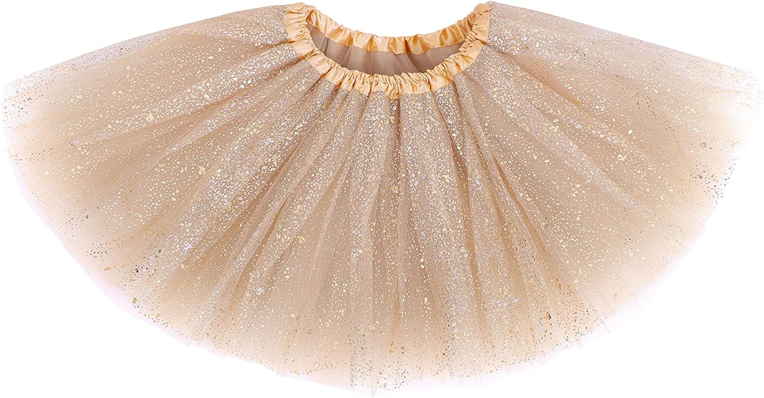 Free shipping / New Simplicity Max 48% OFF Baby Girl's 4 Layers Tulle to Tutu 6 Months Skirt 8