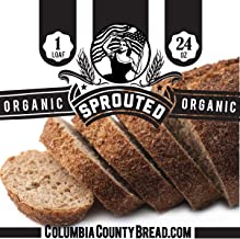 sprouted sourdough bread