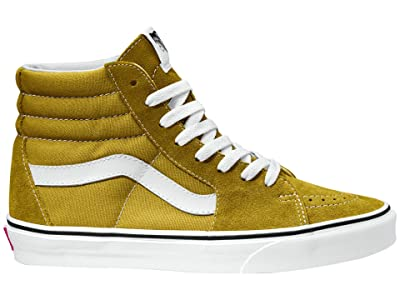 Vans SK8-Hitm (Olive Oil/True White) Skate Shoes