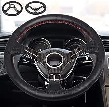 Bestauto Carbon Fiber Steering Wheel 14