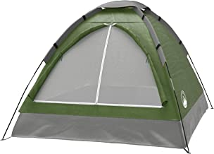 Wakeman 2-Person Tent, Dome Tents for Camping with Carry Bag Outdoors (Camping Gear for Hiking, Backpacking, and Traveling...