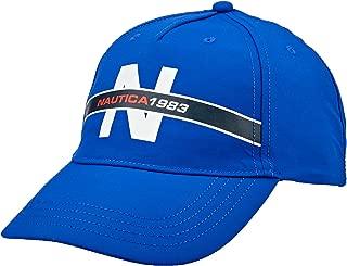 Nautica Men's HERITAGE BASEBALL CAP BRIGHT COBALT, Bright Cobalt, One Size
