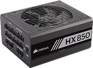 Corsair HX850 Unidad de - Fuente de alimentación (850 W, 100-240 V, 47-63 Hz, 12 A, 150 W, 850 W)