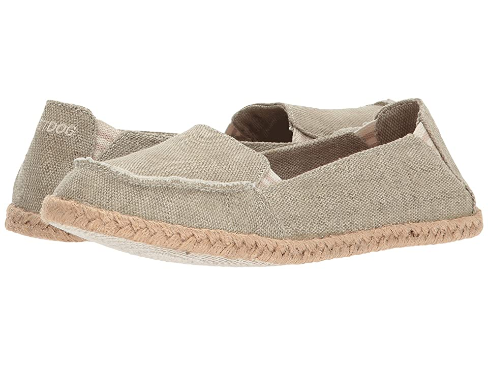 Rocket Dog Clover (Natural Washed Canvas) Women