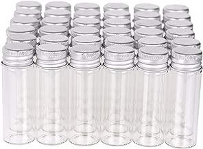 Best glass vials small Reviews
