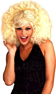Forum Novelties Women's Funky Pop Afro Costume Wig