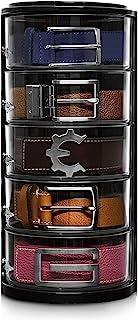 ELYPRO Belt Organizer - Acrylic Organizer & Display for Accessories