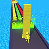 Make Giant shortcut stack tower rush colors & run over multi
