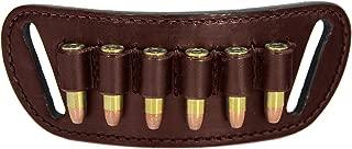 Daltech Force .45 Colt Cartridge Loop Holder Belt Slide Holster - Ammo Loop - Magazine Holder - Bullet Loops