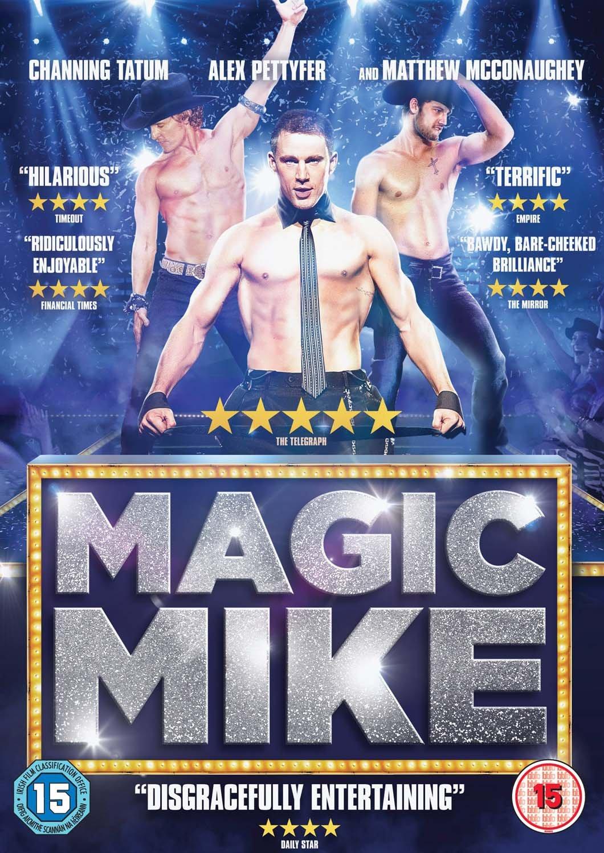 Magic Mike [Edizione: Regno Unito] [Reino Unido] [DVD]