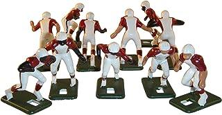 Tudor Games Electric Football 67 Big Men 11 in Red White Away Uniform