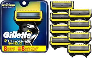 Gillette ProShield Men's Razor Blade Refills, 8 Refills