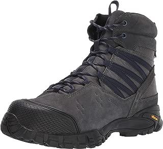 """5.11 Men's Union 6"""" Waterproof Tactical Hiking Boot, Flint, 10 Regular US"""