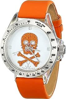 Toy Watch Unisex S05OROS Analog Display Quartz Orange Watch