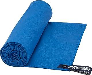Cressi Microfibre Fast Drying Toalla Sport, Unisex Adulto
