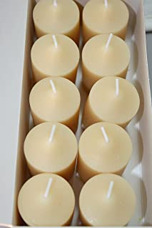 Enlightened Ambience Pink Ginger Scented Votive Candles (24) Off-white 43213-35160