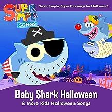 Baby Shark Halloween & More Kids Halloween Songs