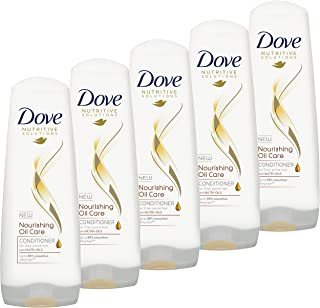 Dove Nutritive Solutions Conditioner Nourishing Oil Care, (5 x 320ml)