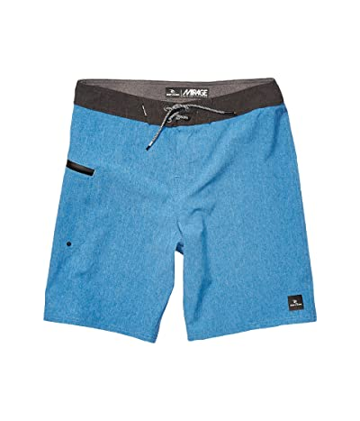 Rip Curl Kids Mirage Core Boardshorts (Big Kids) (Blue) Boy