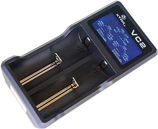 XTAR(エクスター) VC2 LCD ディスプレイ USB 充電器 【充電情報表示機能 ディスプレイ付き】