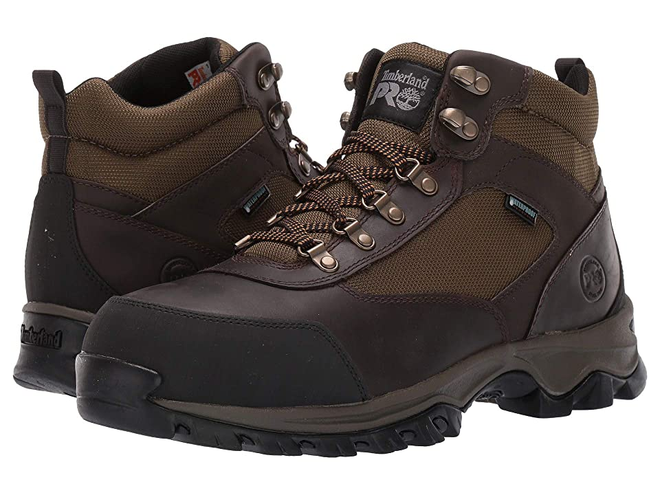 Timberland PRO - Timberland PRO Keele Ridge Work Steel Safety Toe  (Brown)