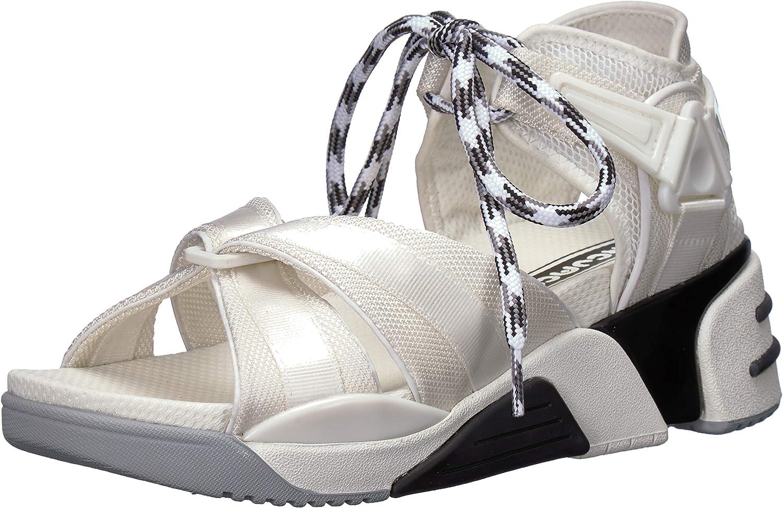 Marc Jacobs Womens Somewhere Sport Sandal with Sock Sandal
