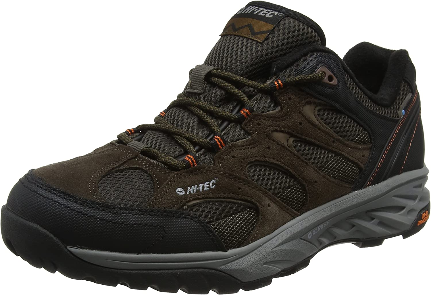 Hi-Tec Wild-Fire Low I Waterproof Walking shoes - SS19