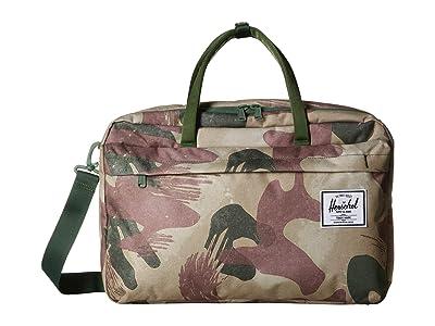 Herschel Supply Co. Bowen (Brushstroke Camo) Messenger Bags