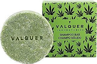 Valquer Laboratorios Champú Sólido con Extracto de Cannabis y Aceite de Cáñamo, Único, 50 G