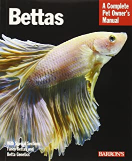 Bettas (Complete Pet Owner's Manual)