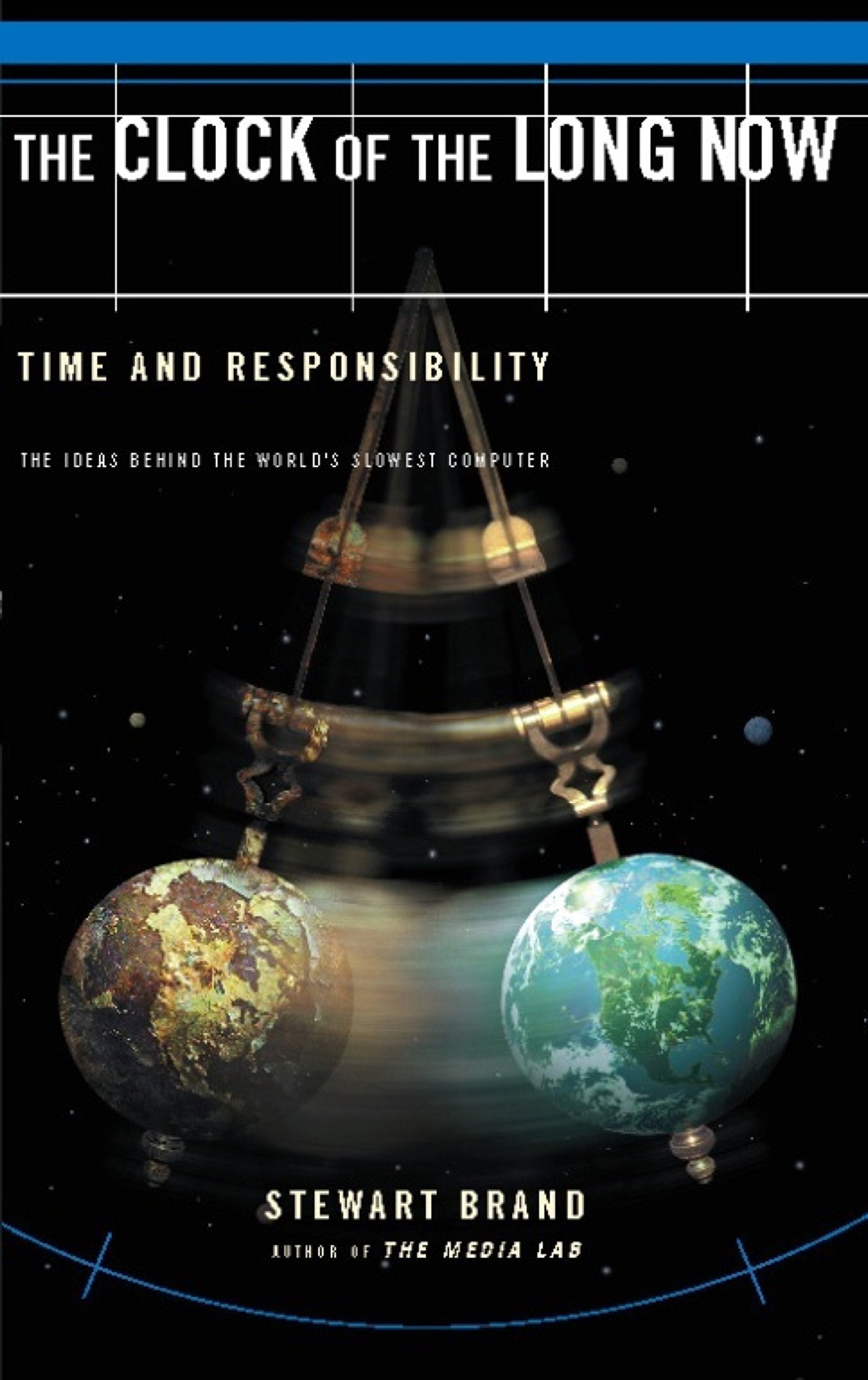 Image OfThe Clock Of The Long Now: Time And Responsibility (English Edition)