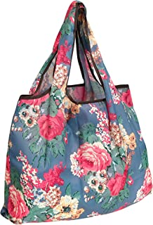 Wrapables Reusable Shopping Bag Large Bouquet