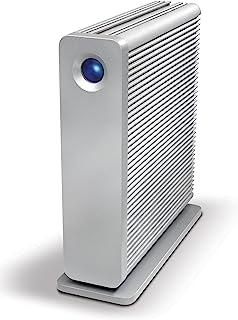 LaCie 莱斯 d2 桌面移动硬盘 银色 4TB