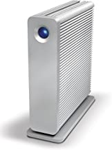 LaCie d2 Quadra v3 4TB USB 3.0 7200RPM Desktop Hard Drive + 1mo Adobe CC All Apps (LAC9000258U)