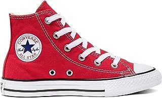 zapatillas rojas converse mujer