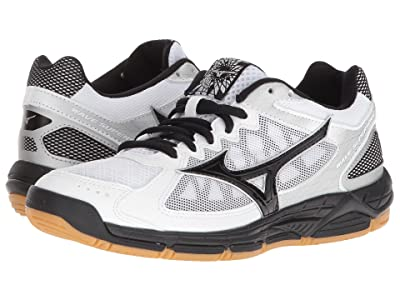 Mizuno Wave Supersonic (White/Black) Women