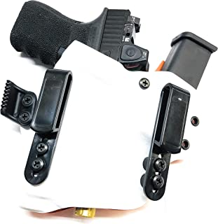 Appendix Gun Holster Sidecar for Glock 19/23/32 with Inforce APL Light
