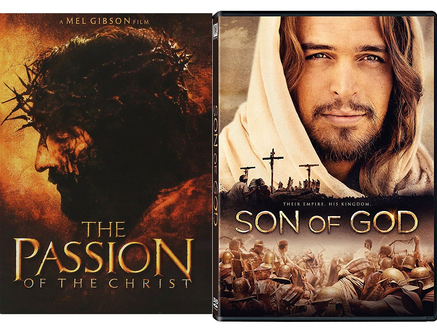 His Kingdom Collection - Son of God Jesus Film  Passion of the