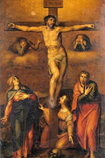 Michelangelo The Crucifxion Cool Wall Decor Art Print Poster 12x18