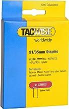 Tacwise 0746 500 Chiodi Angolati Inossidabili da 45mm