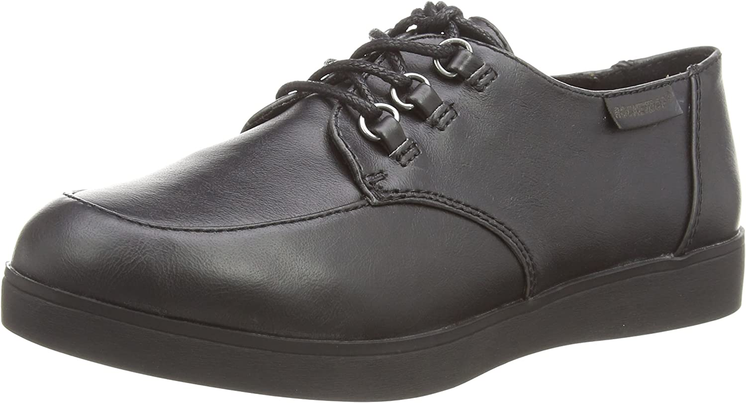 Rocket Dog Emma Alloy Black Womens shoes 4 UK