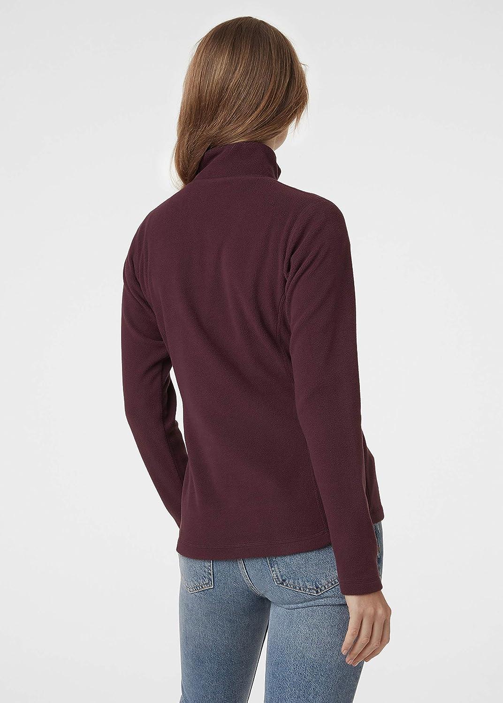Helly-Hansen Daybreaker 1//2 Zip Fleece Sweatshirt Femme