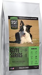 Elite Series Herding Dog Buffalo Formula, Grain, Peas and Poultry Free Dry Dog Food, 30 lb. bag