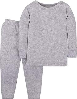 Lamaze Unisex-Baby LA3303645T18 Baby Organic 2 Piece Thermal Long John Set Underwear Set
